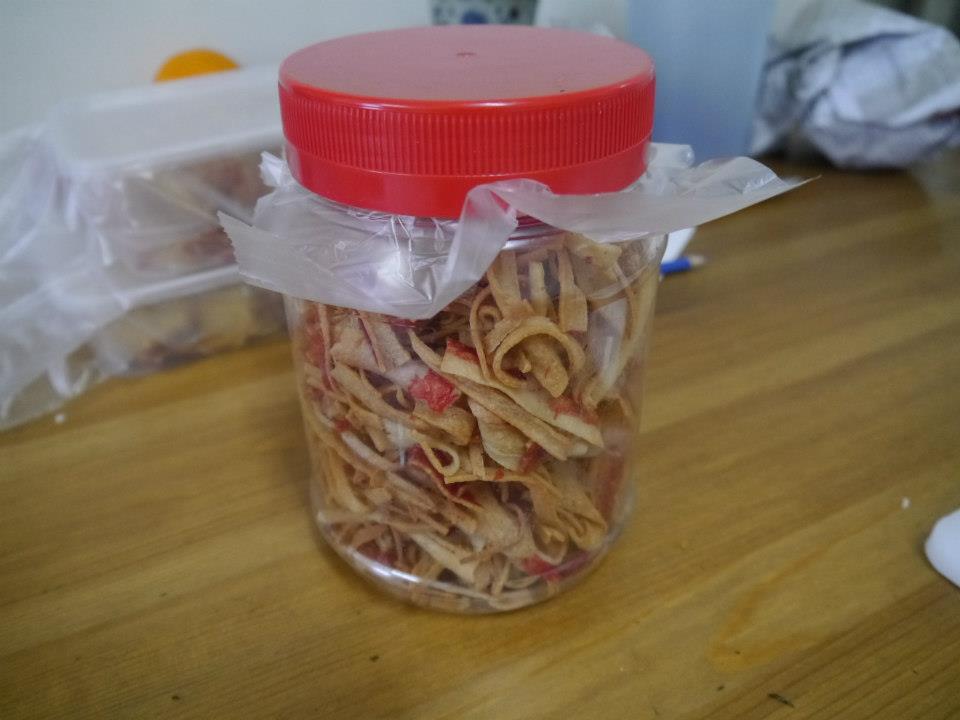 Fried Crab Stick recipe