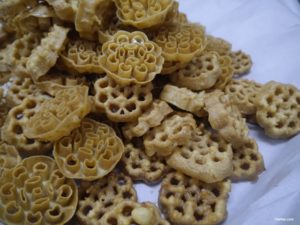 Honey comb recipe